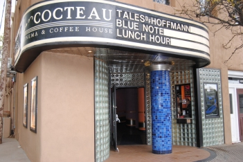 Jean Cocteau Cinema BLUE NOTE
